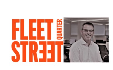 Alistair Subba Row - appointed Chairman of the newly established Fleet Street Quarter Partnership