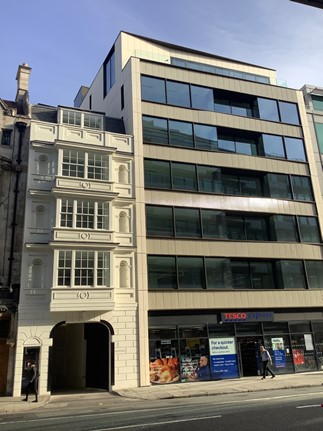 Farebrother advises Hardwicke Chambers on new offices at One Gray's Inn, WC1