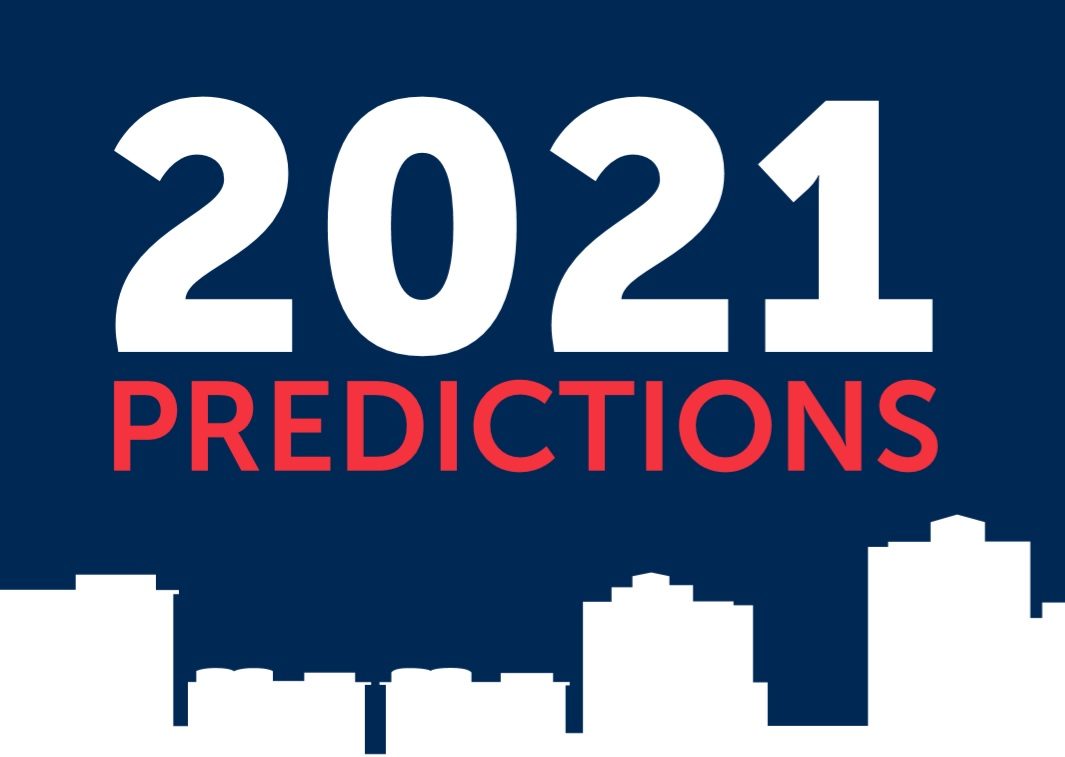 Predictions 2021 - our view on the year ahead