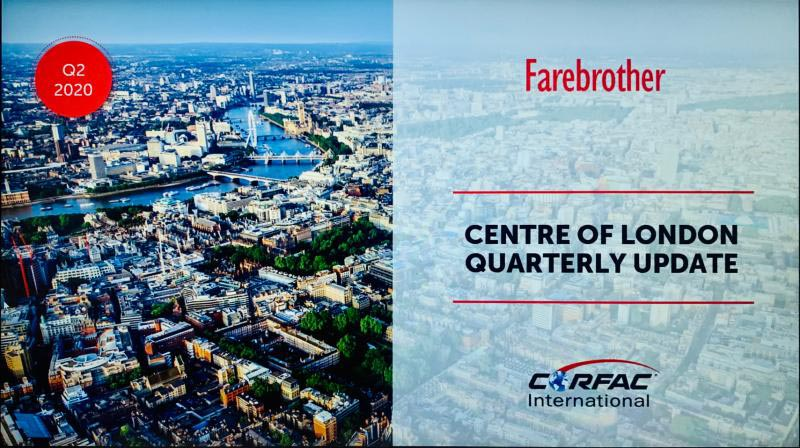 Centre of London Quarterly Update Webinar
