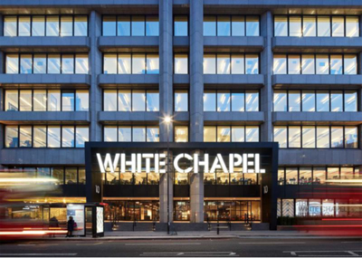 The White Chapel Building